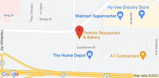 Directions to Perkins Restaurant & Bakery