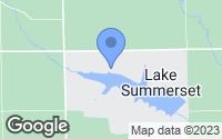Map of Davis, IL