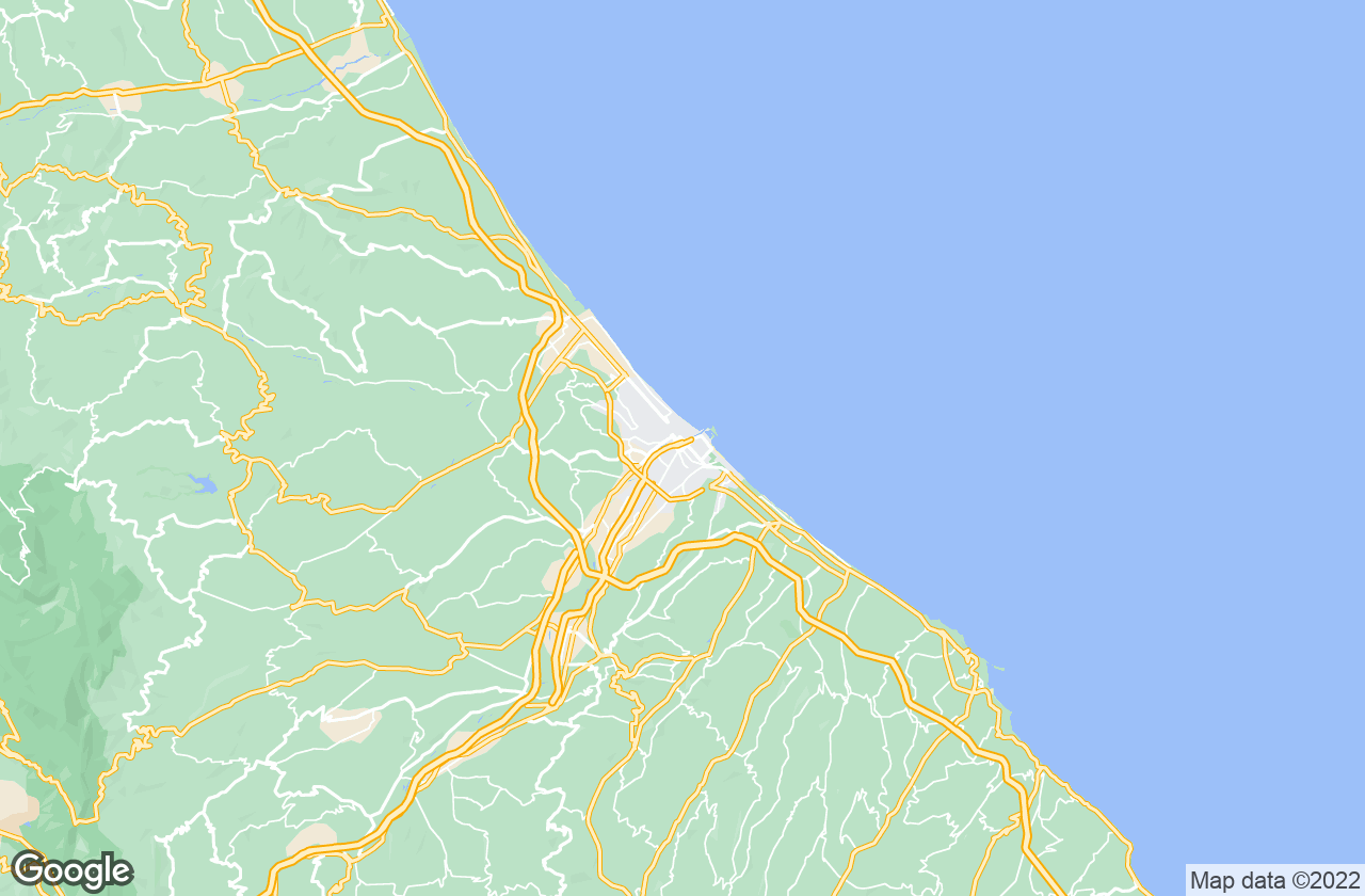 Google Map of Pescara