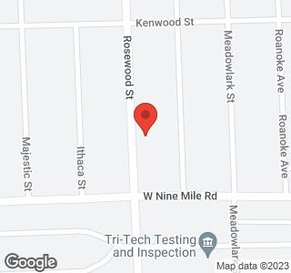 23060 Rosewood Street