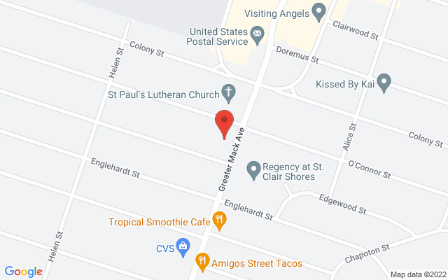 static image of 22811 Greater Mack Avenue, Suite 200, St. Clair Shores, Michigan