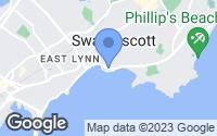 Map of Swampscott, MA