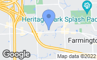 Map of Farmington Hills, MI