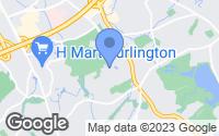 Map of Woburn, MA