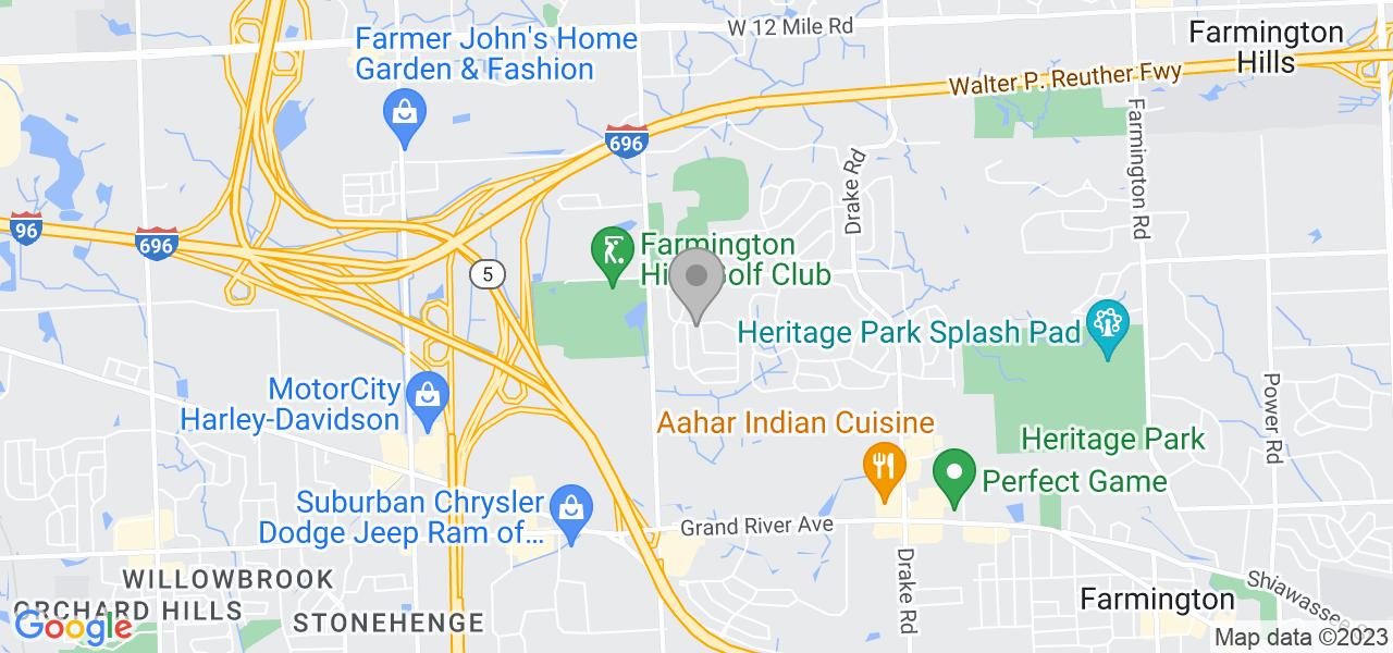 36875 Chesapeake Rd, Farmington Hills, MI 48335, USA