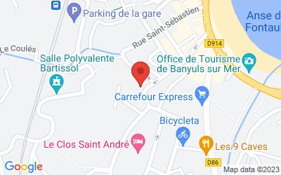 26 Avenue du Puig del Mas, 66650 Banyuls-sur-Mer, France