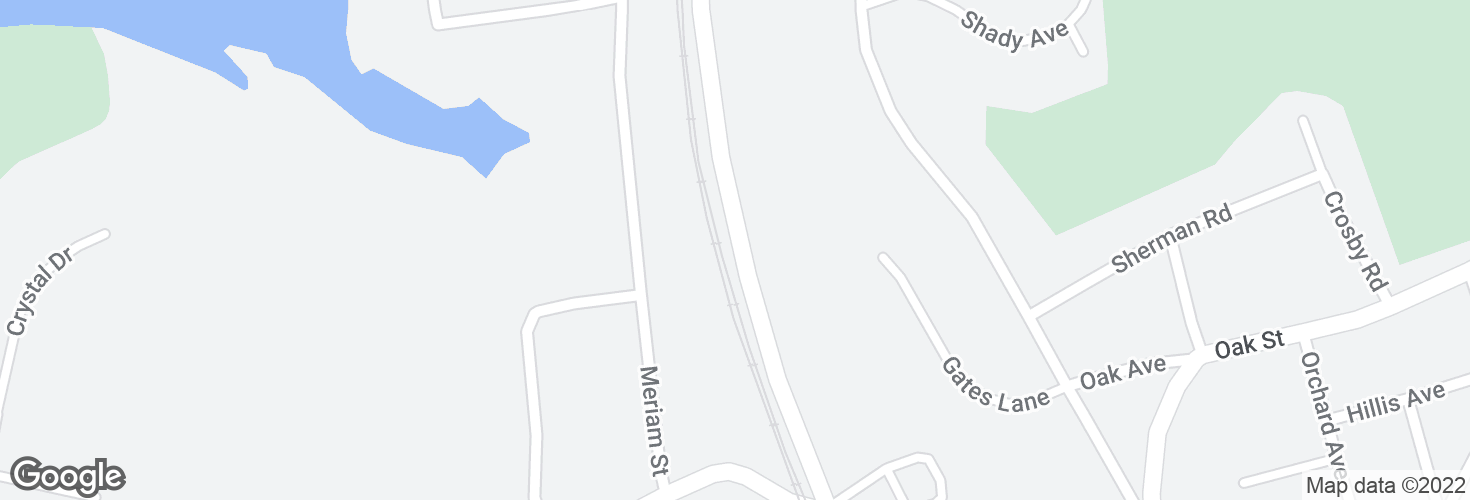 Map of Opp 830 Main St and surrounding area