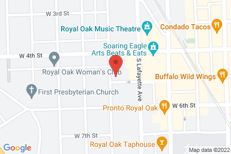 static image of424 W 5th St., Suite 210, Royal Oak, Michigan