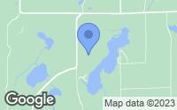 Map of Delton, MI