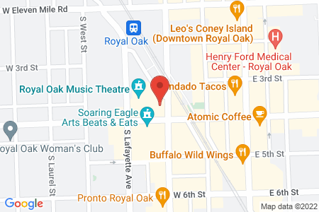 static image of306 South Washington Avenue, Suite 226, Royal Oak, Michigan