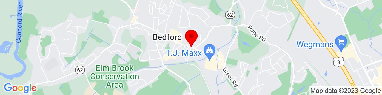 Google Map of 42.4884399, -71.2690831