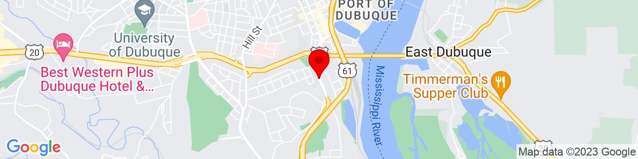 Google Map of 42.4887281, -90.6651943