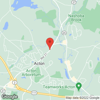 Map of John Watson, MD at 526 Main Streetsuite 302, Acton, MA 01720