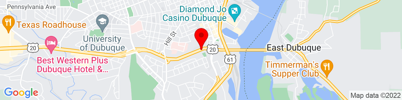 Google Map of 42.49171980000001, -90.6682089