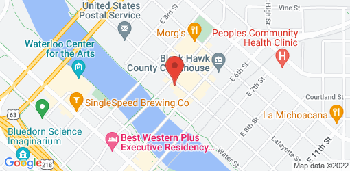 Directions to Newton's Paradise Cafe