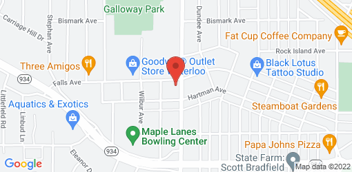 Directions to Rudy's Tacos
