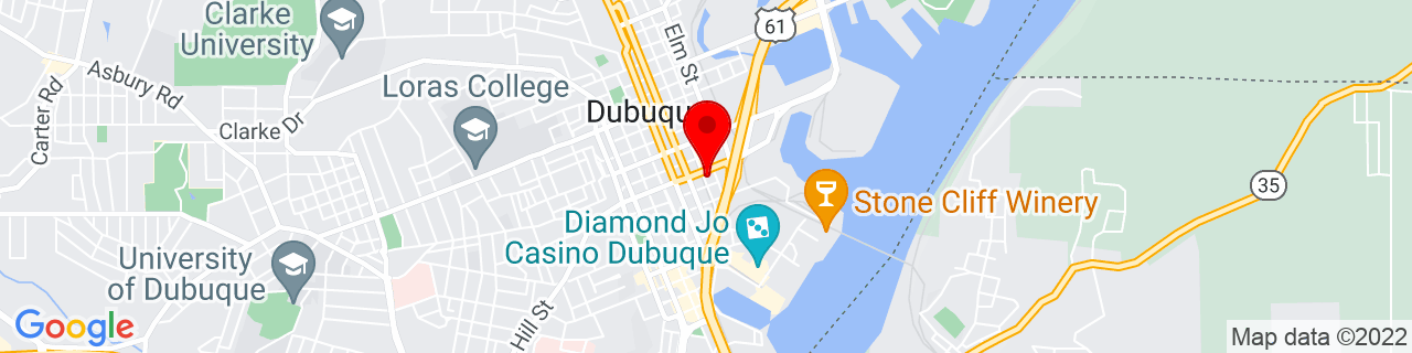 Google Map of 42.50254899999999, -90.663076