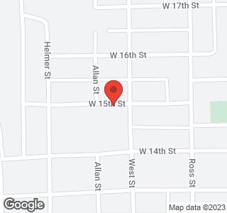 1706 W 15th Street