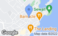 Map of Marblehead, MA