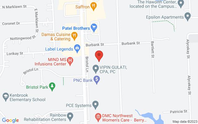 static image of  28592 Orchard Lake Rd, Suite 390, Farmington Hills, Michigan