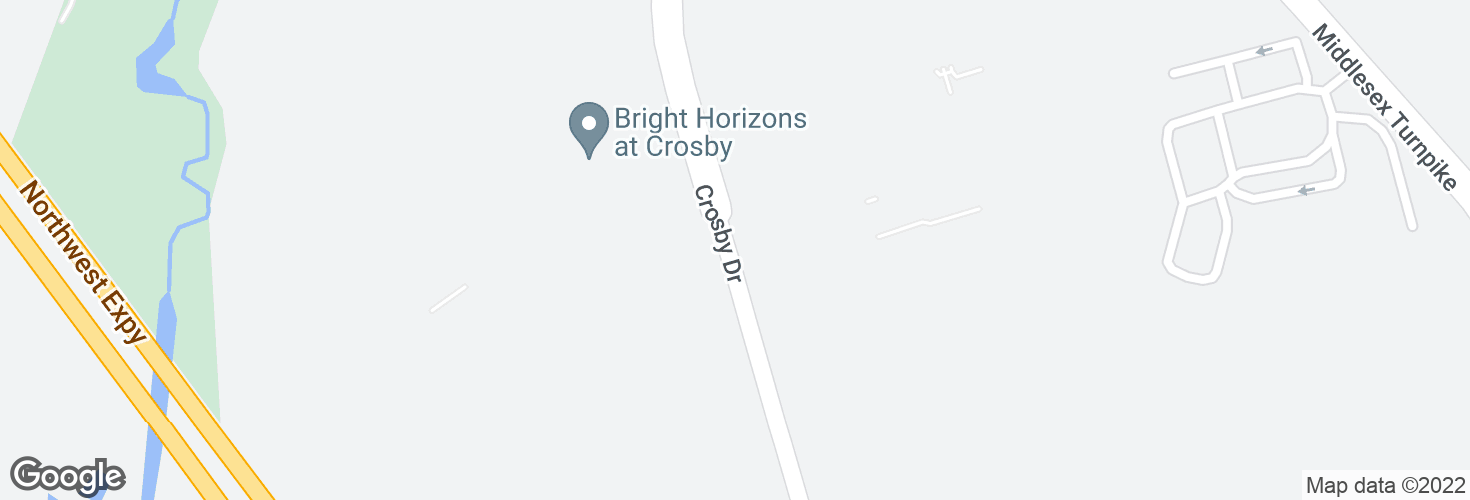 Map of 23 Crosby Dr opp Crosby Corporate Center and surrounding area