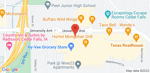 Directions to Pancheros Mexican Grill