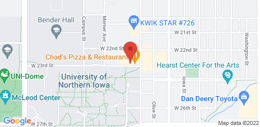 Directions to Greenhouse Kitchen - College Hill