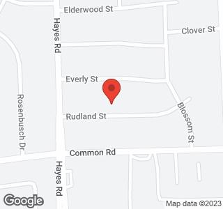 15289 Rudland Street