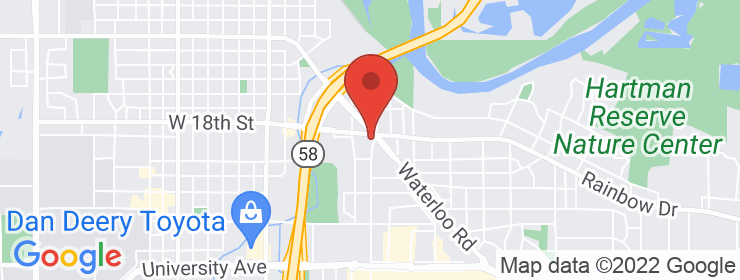 Map of 5 Corner Food (Click To Order)