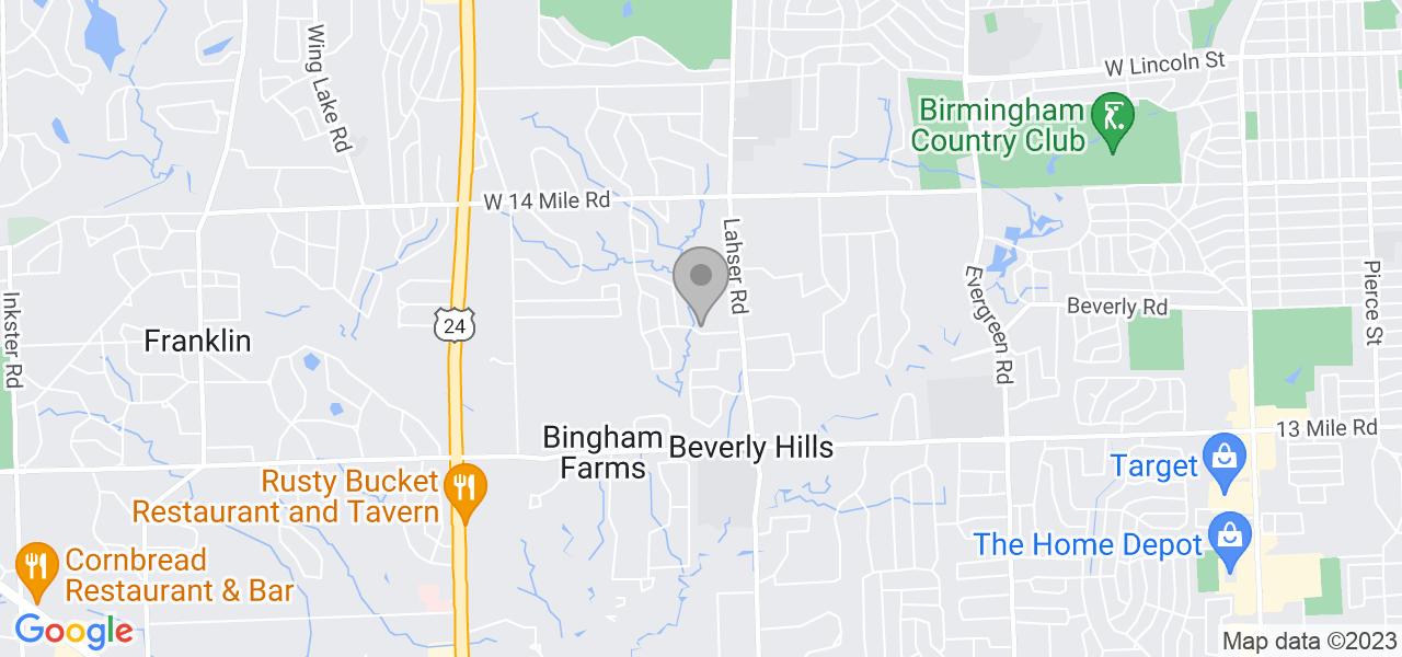 22236 Nottingham Dr, Beverly Hills, MI 48025, USA