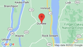 Map of Dundee