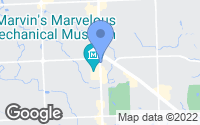Map of Farmington Hills, MI
