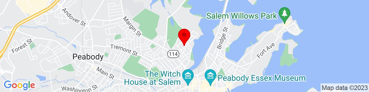 Google Map of 42.5301959, -70.899995