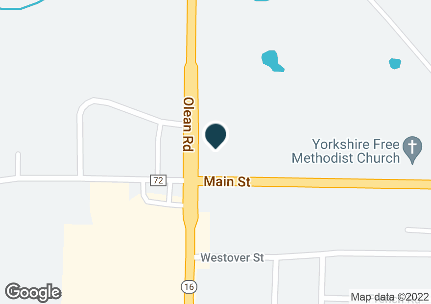 Google Map of3242 ROUTE 39
