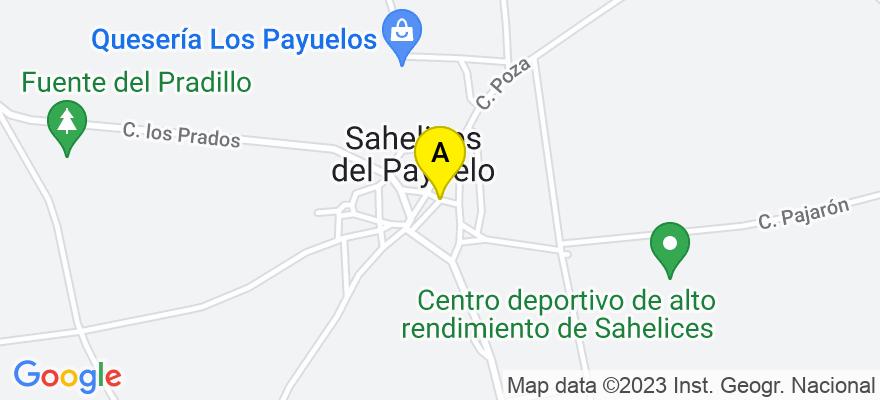 situacion en el mapa de . Direccion: av. ordoño II n3-1º centro, 24001 León. León