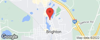 Map of 630 W Grand River Ave in Brighton