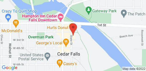 Directions to Urban Pie