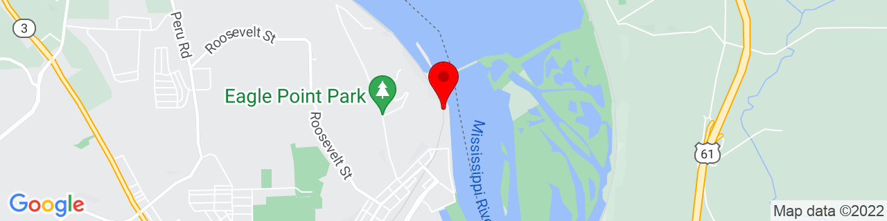 Google Map of 42.5369509, -90.645077