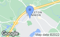 Map of Littleton, MA