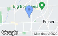 Map of Sterling Heights, MI