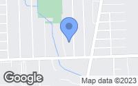 Map of Troy, MI