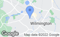 Map of Wilmington, MA