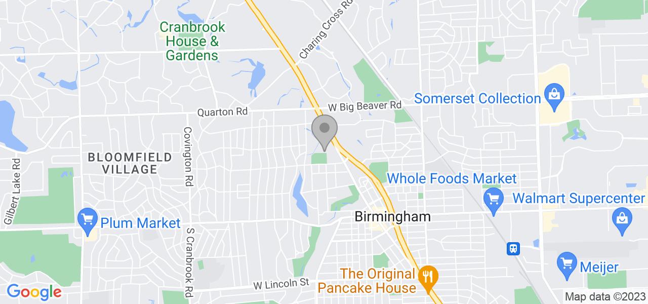 1039 N Old Woodward Ave, Birmingham, MI 48009, USA