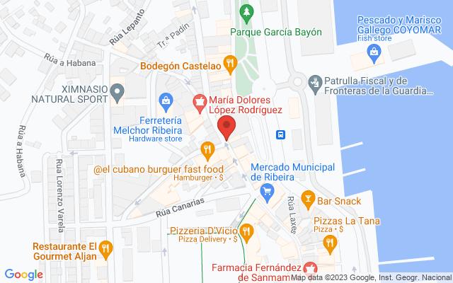 Administración nº3 de Santa Uxia de Ribeira