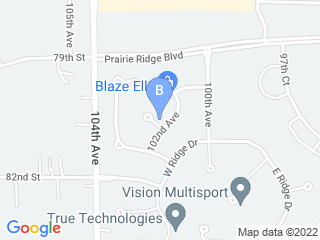 Map of In Home Pet Care Dog Boarding options in Pleasant Prairie | Boarding