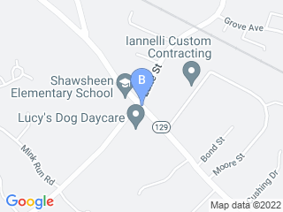 Map of Dog Town Care Center Dog Boarding options in Wilmington | Boarding