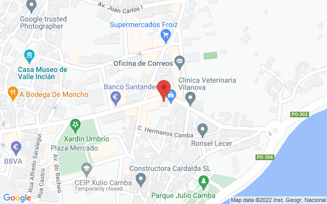 Administración nº1 de Vilanova de Arousa