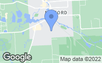 Map of Milford Charter Township, MI