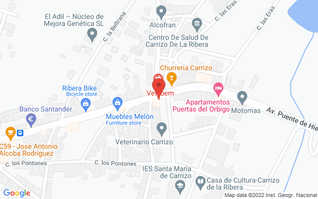 Administración nº1 de Carrizo de La Ribera