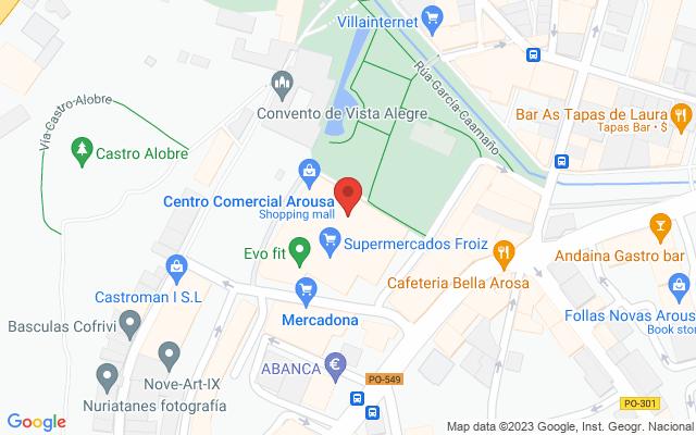 Administración nº5 de Vilagarcía de Arousa